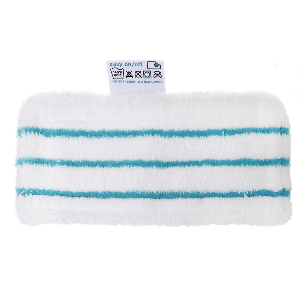 Steam Mop Replacement Pad Microfiber Washable Mop Cloth For Black&Decker FSM1610