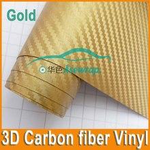 10/20/30cmx152CM very thick 3D Carbon fiber vinyl 3D film for Car wrapping car decoration car sticker