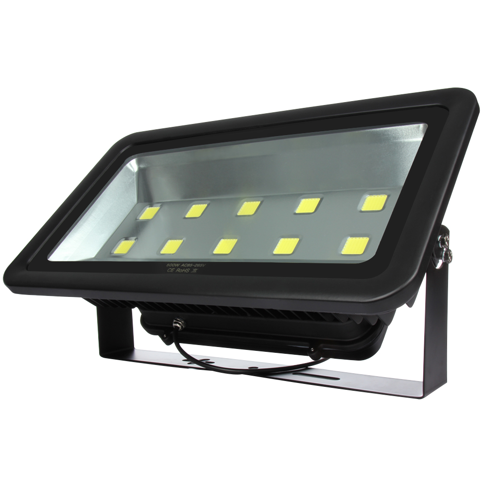 10pcs led flood light waterproof 500w ip65 floodlight led reflector 10pcs led flood light waterproof 500w ip65 floodlight led reflector outdoor lighting best led light for garden road street yard in floodlights from lights audiocablefo