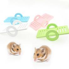 Pet-Toy Hamster Mini Seesaw Chinchillas Exercise Small 13cm-X-6.5cm-X-5cm Eco-Board Animal