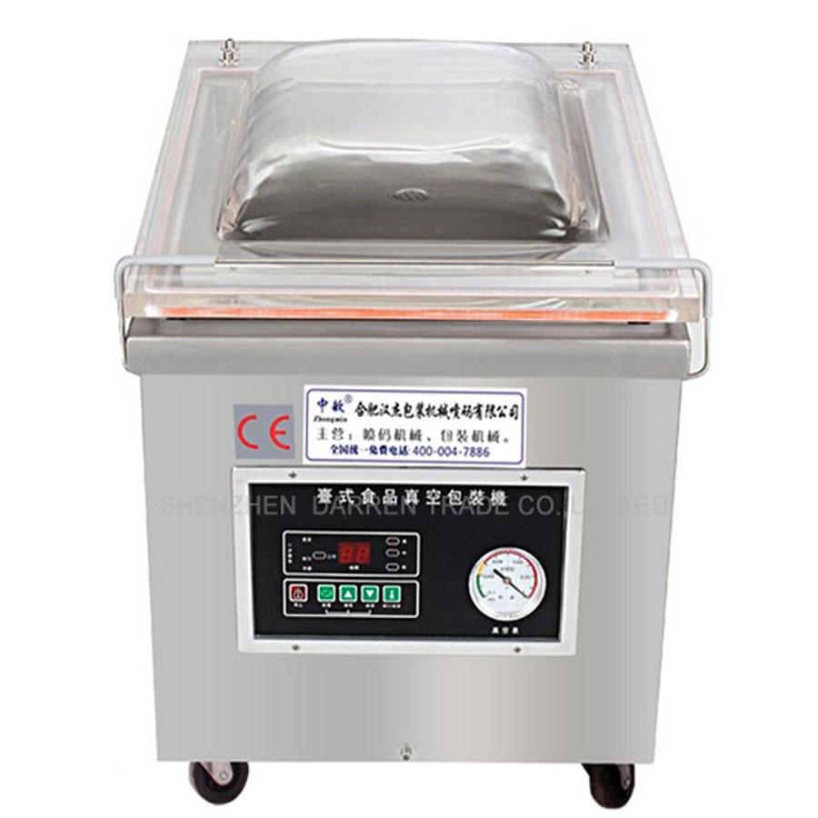 Automatic Desktop Vacuum sealer,food vacuum packaging machine, vacuum packager,bag sealing machine DZ-350