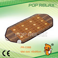 Hot sell Natural Jade ceramic heating health mattress foldable POP RELAX 45x95cm manufacturer