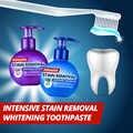 Détachant intensif blanchiment dentifrice blanchiment des dents nettoyage Oral soin magique bicarbonate de soude dentifrice livraison directe