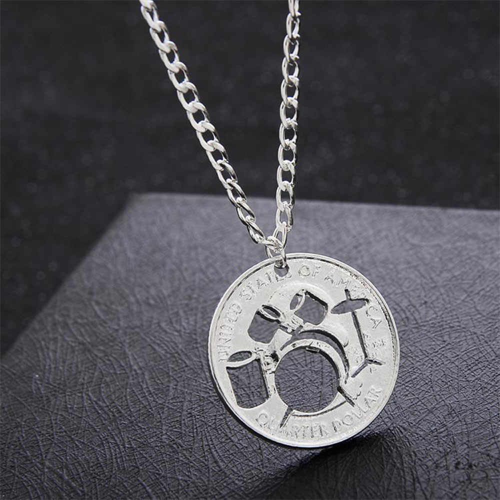 HOT Fashion Alloy Necklace Hollow Drums Jewelry Accessories Necklace Choker Ornaments Fancinating Torque Pendientes Necklaces