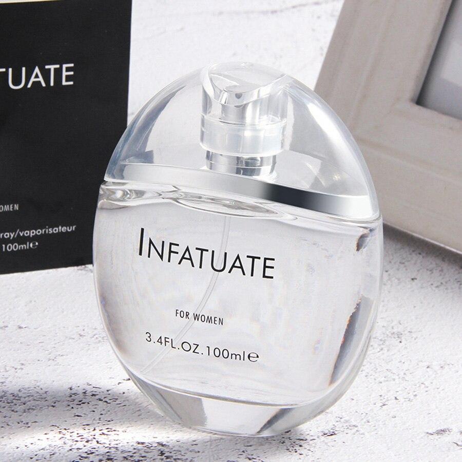 LAIKOU 100ml Exquisite Liquid Deodorant Fragrance Long lasting Feminino For Woman Original Fragrances Deodorant Atomizer Lady