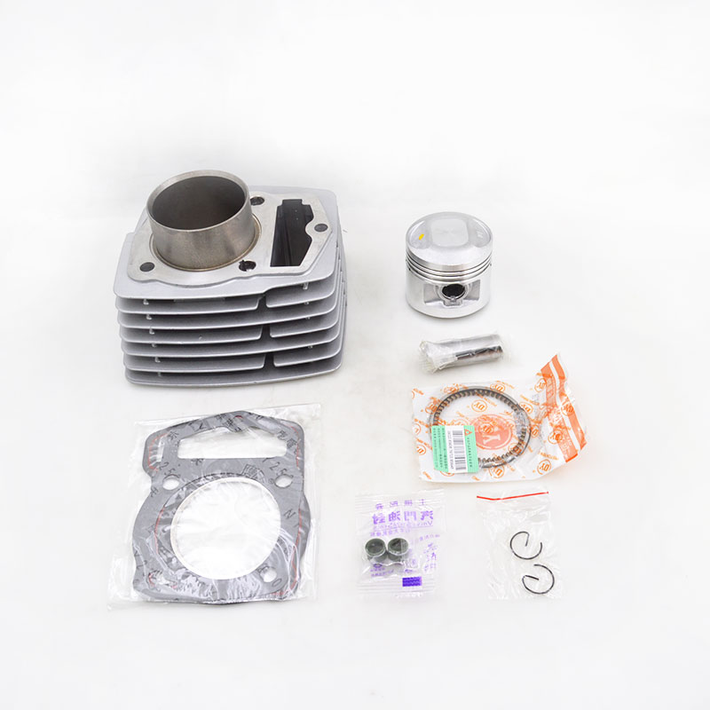Motorcycle Cylinder Piston Ring Gasket Kit Set for Honda WY125-A WY 125 125cc Engine Spare Parts цена
