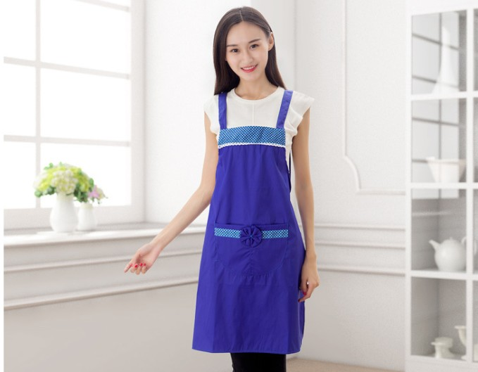 1pc Korean Fashion Women Men Apron Kitchen Cooking Chef Cleaning Restaurant Waitress Apron Gift Aprons Elb 410 Exquisite Craftsmanship; Home & Garden Household Cleaning