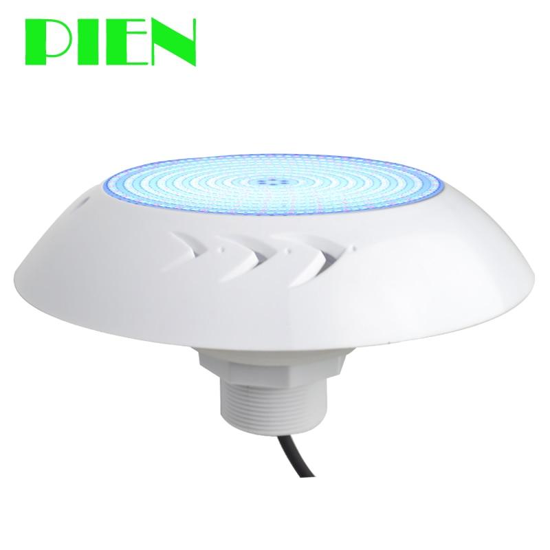 Wifi wireless rgb led pool lights resin filled par56 underwater luz