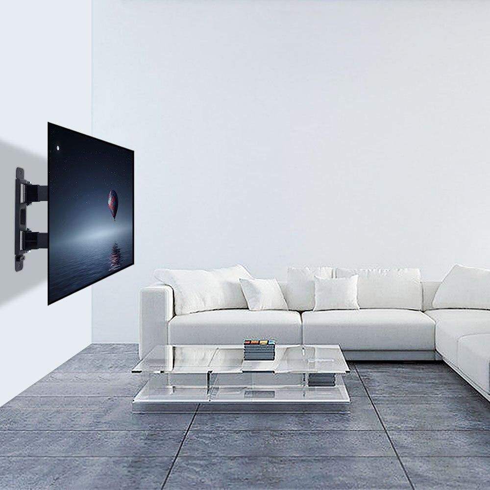 Articulating Full Motion Swivel Tilt TV Wall Mount Bracket for Most 10 -29 INCH LCD цена