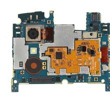 Работа оригинальная разблокированная Рабочая для LG Google Nexus 5 D821 16GB Материнская плата разблокированная+ камера