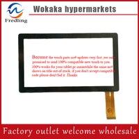 3pcs Lot New 7 Touch Screen Touch Panel Digitizer Glass Allwinner A13 Q88 ATM7013 Tablet Pc