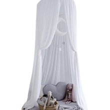 2019 New Summer Baby Mosquito Net Kids Crib Netting for Baby Bed Decor Kids Bed Canopy Girls Bed Hung Dome Hanging Mosquito Net купить недорого в Москве