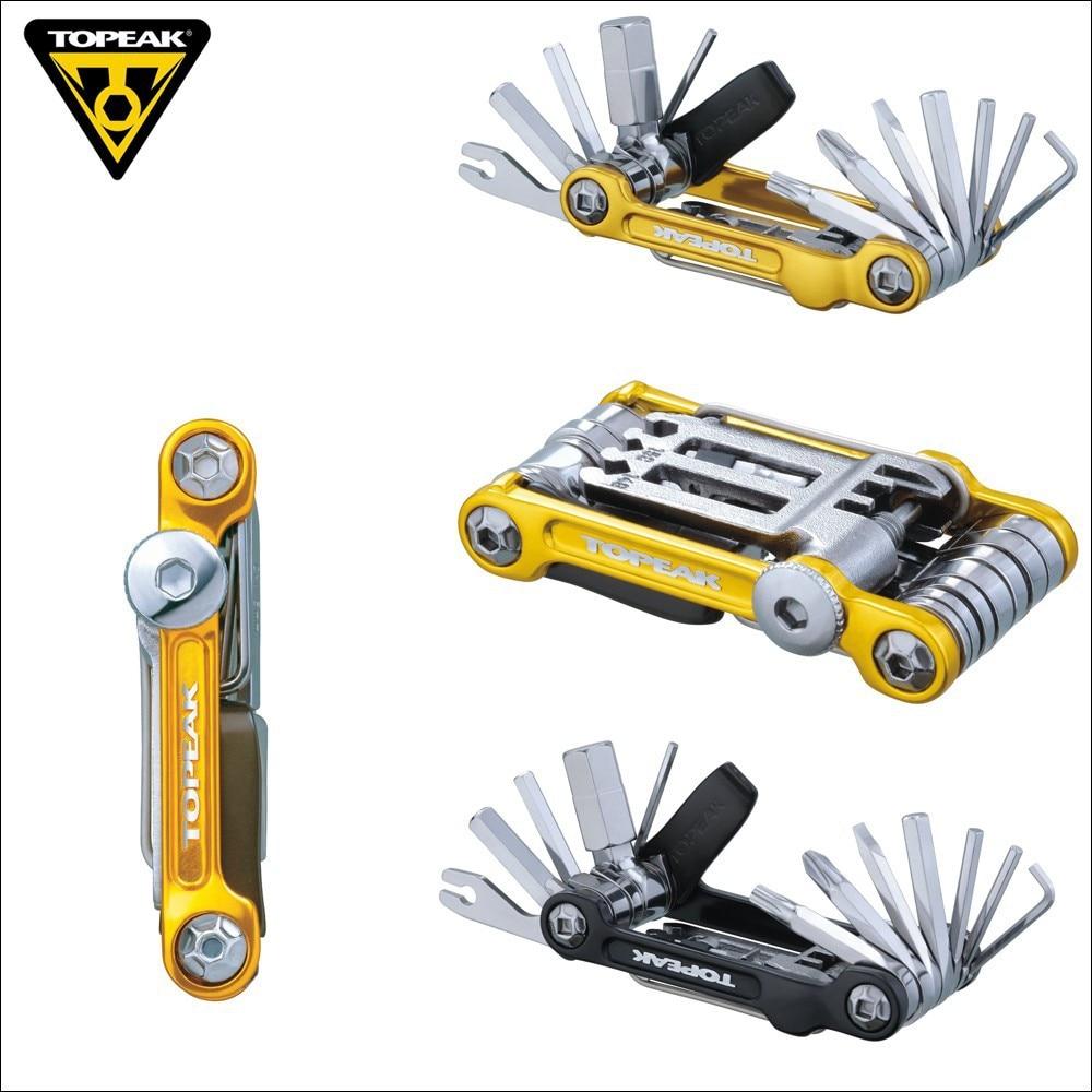 TOPEAK TT2536 Multi Bike Repairing Tool Portable Bicycle Mini Combination Tool Set Bike Disassemble Kit Repairing Equipment
