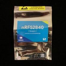 1 pièces x nRF52840 Dongle Bluetooth outils de développement nRF52840 Dongle Dongle USB pour Eval de NRF52840