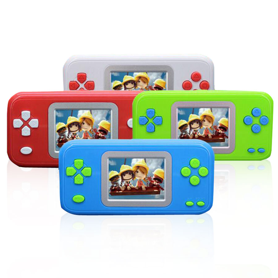 2.0Inch LCD Color Screen Handheld Game Player With Built-in 228 Classic Games Best Gift to Children/Kids Upgraded Game Player