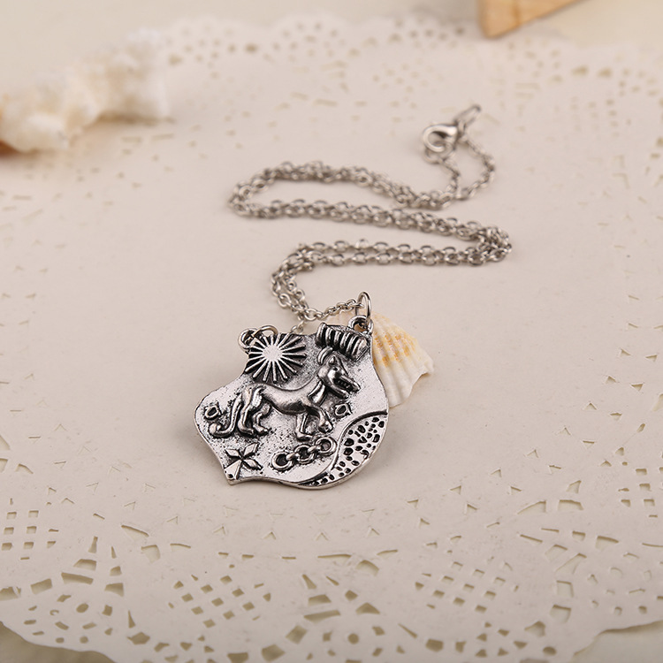 Aliexpress com   Buy Teen Wolf Necklaces Pendants Vintage Silver Neck Chain  for Men Fashion Movie Jewelry Necklaces Pendants Women s Accessories from. Aliexpress com   Buy Teen Wolf Necklaces Pendants Vintage Silver