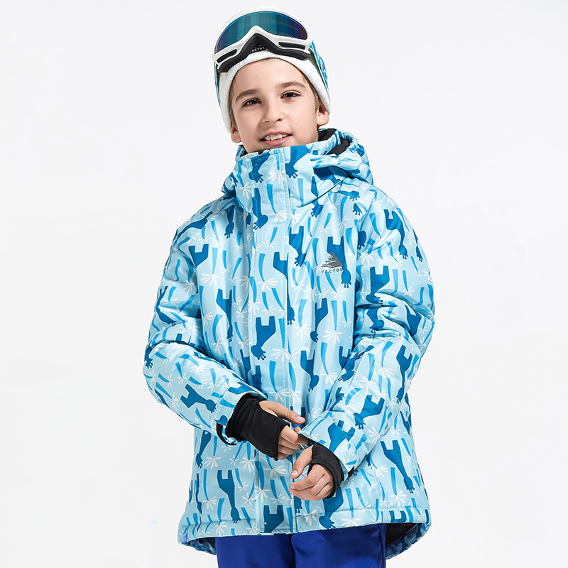 2018 New Warm Winter Children Ski Jacket Boys Girls Skiing Snowboard Jackets Child Windproof Waterproof Outdoor Snow Coats Kids vector warm winter ski jacket girls windproof waterproof children skiing snowboard jackets outdoor child snow coats kids