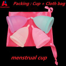 Feminine Hygiene Products Menstrual Cup Medical Grade Silicone Copa Menstrual Safety Lady Cup Coupe Menstruelle Diva Cup