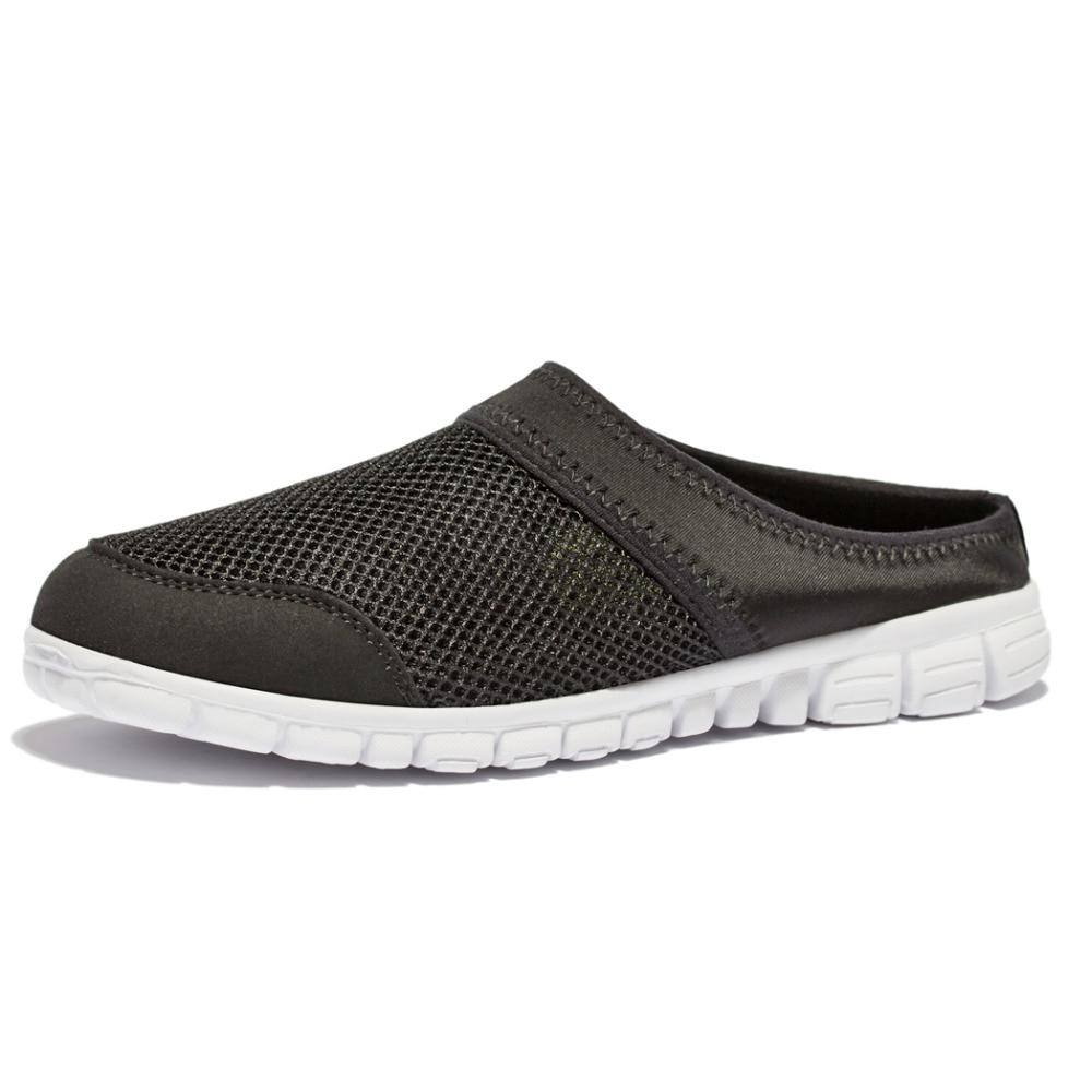 Naujas autentiškas karių skylės pora vasaros batų mulai ir - Vyriški batai