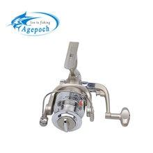 Agepoch 6 BB Spinning Spin Drag Fising Marine Sport Fishing Reel Feeder Carp Cast China Equipment Gear Sea Spool Peche Ice Wheel