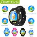 Torntisc V12 Children Sports Smart Watch Support 32G TF card Nano SIM card SOS Kid Safe Satelite GPS Tracker Sweet Wristwatch