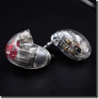 DIY AK846 5BA in Ear Headset Balanced Armature Earphone Customer Made In Ear Headset With MMCX Good as SE846