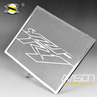 For Yamaha YZF R1 2011 2012 2013 2014 Motorcycle Radiator Grille Guard Cover Protection Stainless Steel CNC