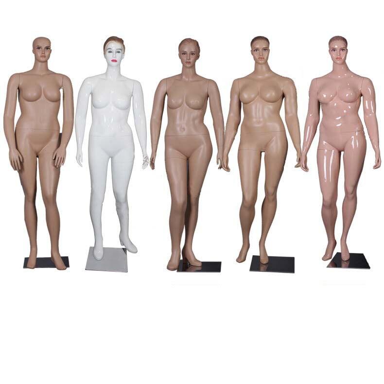 big breast mannequin 01