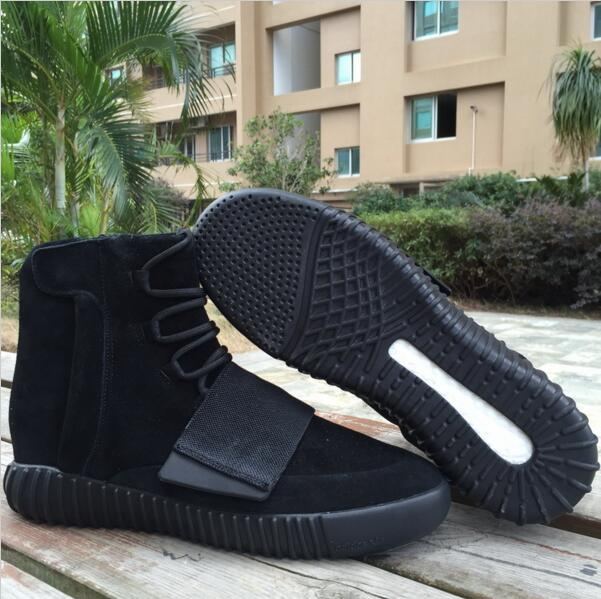 hot sale online 8e365 fceb0 Yeezy 750 Boost Kanye West 750 All Black Gray yeezy boost ...