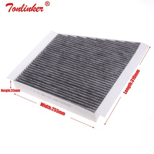Image 2 - Cabin Filter For Mercedes benz E CLASS W211 E200 E 220 270 280 E320 CDI 230 240 300 350 E400 E500 4 matic 2002 2009 Model Filter