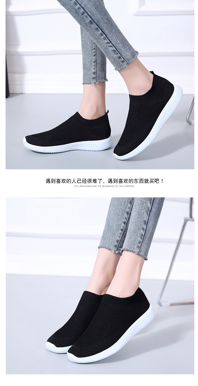 HTB1zLLRaUzrK1RjSspmq6AOdFXaH - Women Sneakers Fashion Socks Shoes Casual White Sneakers Summer knitted Vulcanized Shoes Women Trainers Tenis Feminino