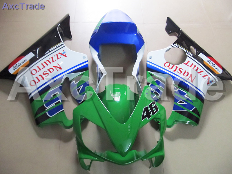 Fit For Honda CBR600RR CBR600 CBR 600 F4i 2001-2003 01 02 03 Motorcycle Fairing Kit High Quality ABS Plastic Injection Green gray moto fairing kit for honda cbr600rr cbr600 cbr 600 f4i 2001 2003 01 02 03 fairings custom made motorcycle injection molding