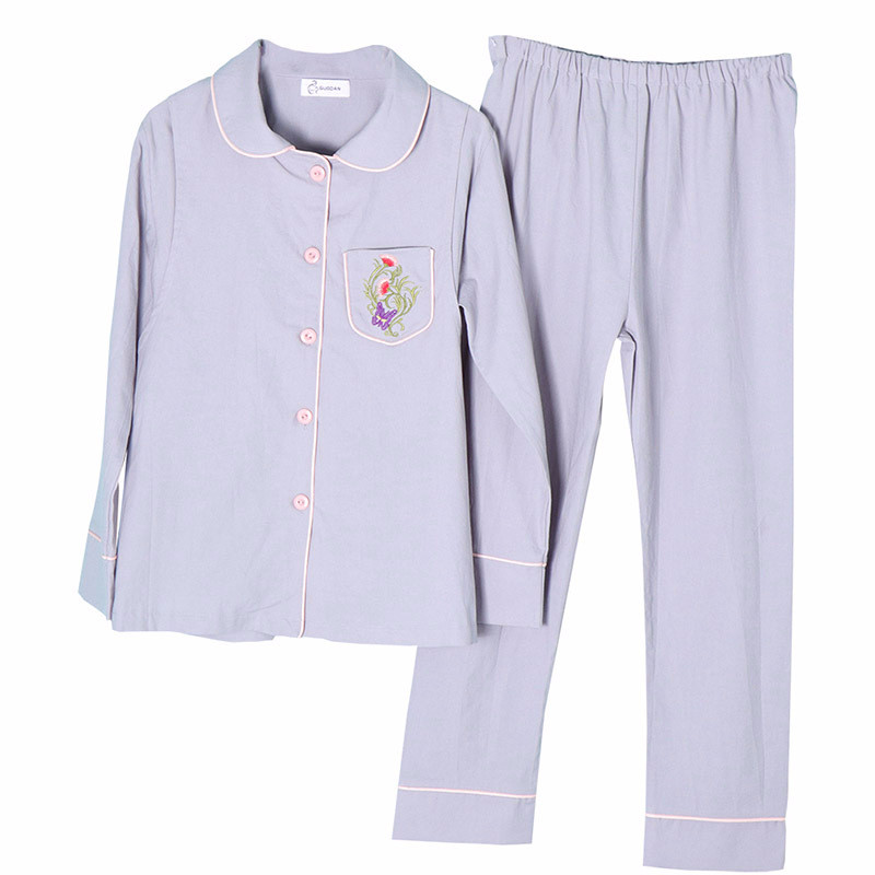 Pregnant Women Nursing Pajamas Embroidered Cardigan Tops Female Shirts Clothes 2018 New Postpartum Outing Clothing Hot Sale