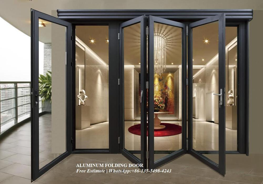 Ce European Style Popular Exterior Aluminum Alloy Frame Design For Kitchen