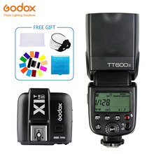 Godox TT600 TT600S Speedlite Flash Wireless 2.4G+X1T-S Transmitter Trigger photography for Sony A7 A7S A7R II