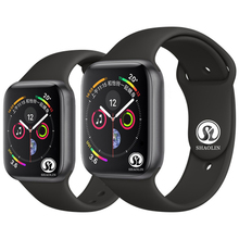 Wearable Devices Smart Watch Series 4 Clock Sync Notifier Support Connectivity Apple iphone 6s 7 8 X and Android Smartwatch
