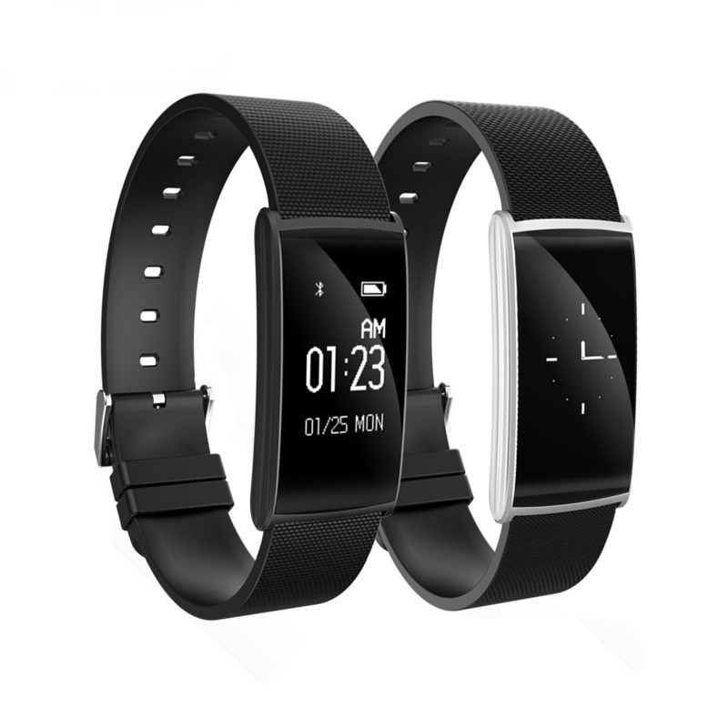 Smart Band N108 OLED Screen IP67 Waterproof Heart Rate Monitor Blood Pressure Smart Bracelet Call SMS