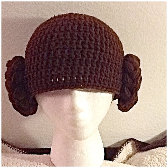 Aliexpress.com: Comprar Princesa Leia crochet Star Wars Princesa ...