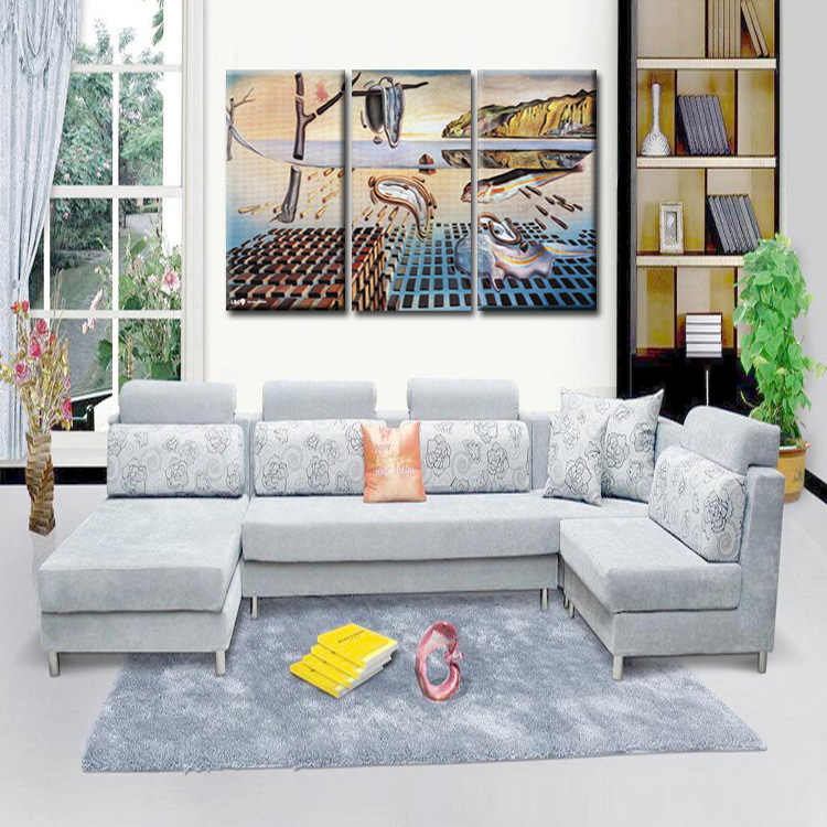 3 Pieces/set Abstract poster series Canvas Painting living room Room Decoration Print Canvas Pictures Framed/Abstract (72)