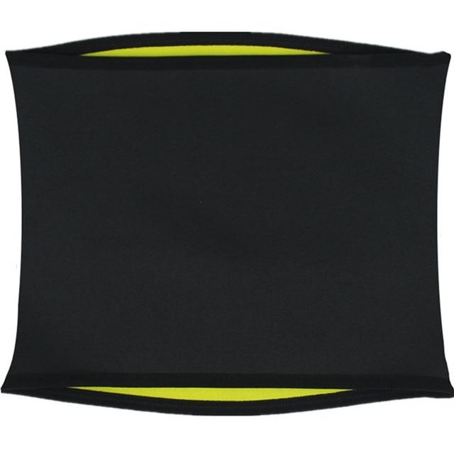 Shapers Belt Men Body Shapers Compression Waist-Trimmer Belts Neoprene Abdominal Slimming Belt Sweat Sauna Trainer Corset 5