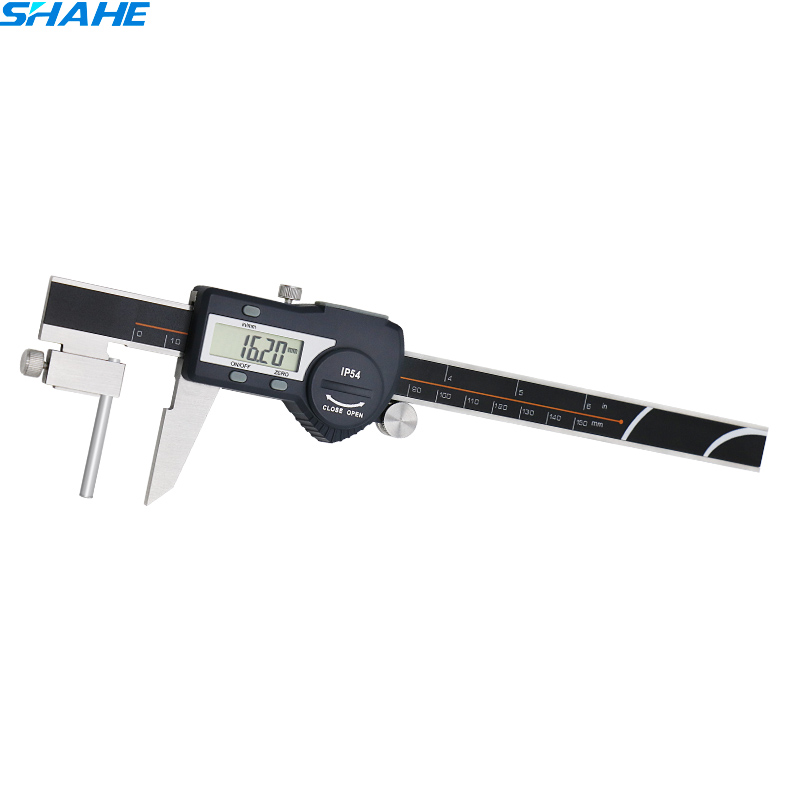 0-150 mm Electronic caliper Tube Thickness Digital Caliper ruler vernier caliper stainless steel 0 300 mm digital tube thickness caliper measure ruler lcd digital electronic caliper micrometer measuring tools