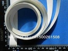 ORDEM PERSONALIZADA: Plano Flexível FFC cabo 1-16 pin 30-1800mm de comprimento passo 2.54mm pitch ROHS