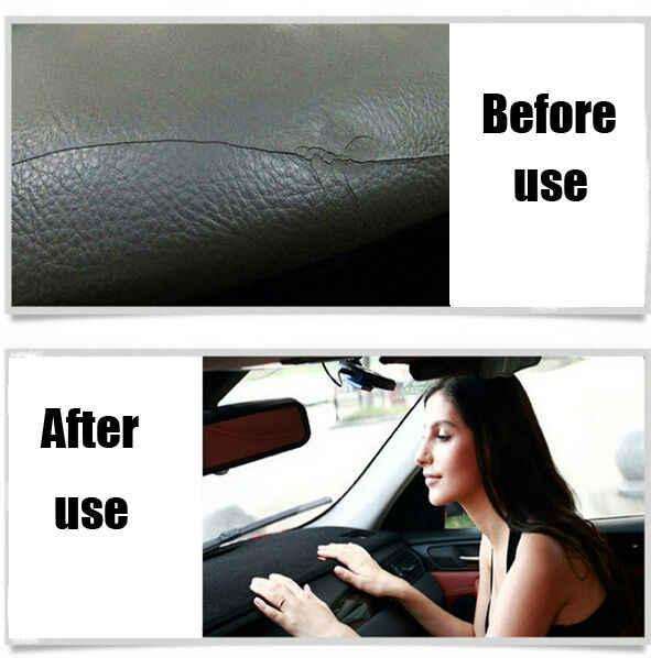 Cobre esteira do painel do carro para CHANGAN CS35 2012-2016 anos de mão Direita drive dashmat pad tampa do traço auto dashboard acessórios