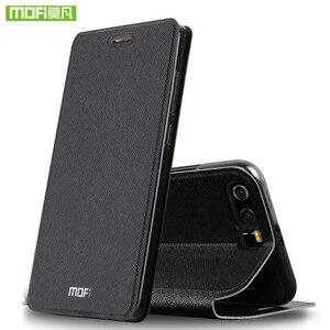 Image 1 - Mofi pour Huawei Honor 9 Lite étui pour Huawei Honor 9 étui housse allégé silicone paillettes flip cuir pour Huawei Honor 9 Lite étui