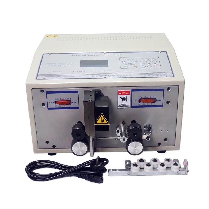 Completamente automatico 0.1-2.5 millimetro quadrato del computer filo macchina di spogliatura SWT508C con raddrizzatore per il taglio di fili