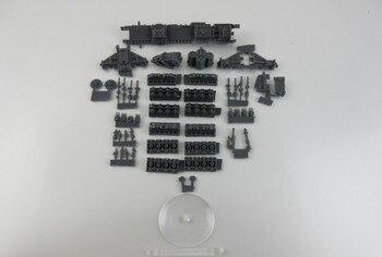 Z nadrukiem modele z żywicy Battlefleet Gothic Adeptus Mechanicus Cruiser darmowa wysyłka