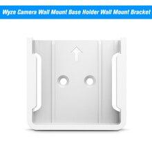 Wyze камера настенное крепление База держатель настенный кронштейн для Wyze Cam умная камера и iSmart сигнализация точечная камера защита от падения