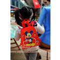 1Pcs Hot Cartoon Drawstring Backpacks School Children Bags,Kids Party Gift,34*27cm,Free Shipping