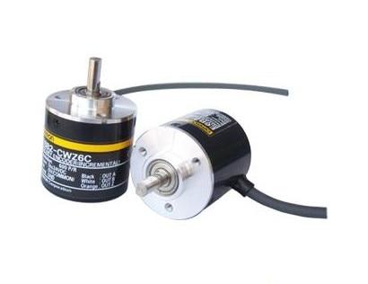 OMR Rotary Encoder E6B2-CWZ6C 60P/R, Incremental, 60PPR, 5-24 VDC, E6B2CWZ6C 60P/R, free manual and installation instruction nib rotary encoder e6b2 cwz6c 5 24vdc 800p r