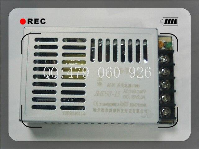 [ZOB] - 30W JMD30-15 15V2A switching power supply  --5PCS/LOT[ZOB] - 30W JMD30-15 15V2A switching power supply  --5PCS/LOT